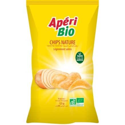 Chips Nature Salées