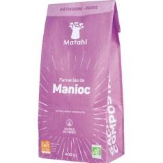 Farine Bio de Manioc