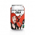 Cola Bio FairTrade 33CL