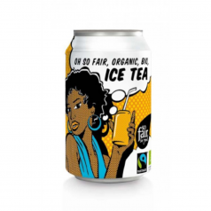 Ice Tea Bio FairTrade 33CL
