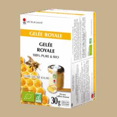 Gelée Royale 100% Pure et Bio