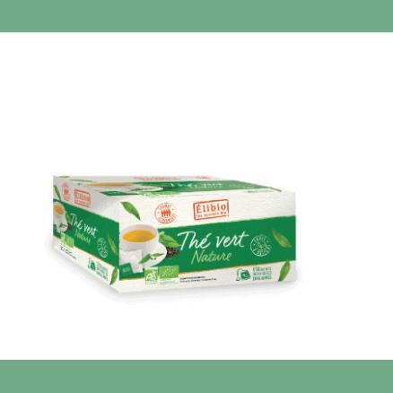 Thé Vert Nature x 50