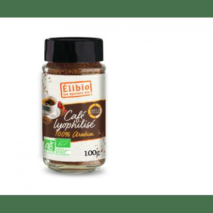 Café Lyophilisé 100% Arabica