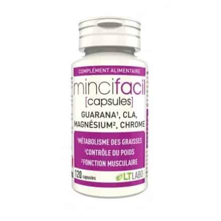 MinciFacil 120 Capsules