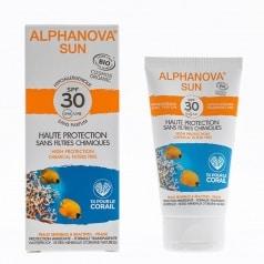Crème solaire SPF30 Hypoallergénique