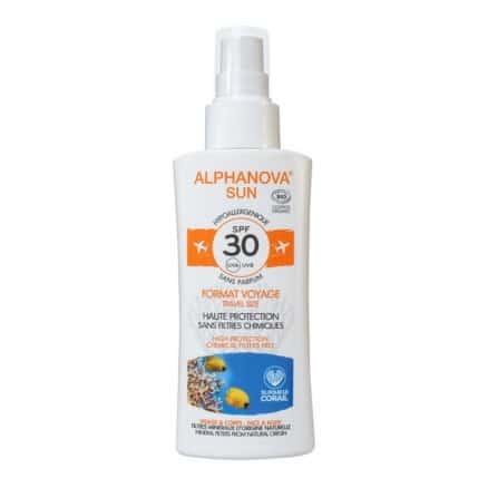 Spray solaire SPF30
