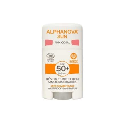 Stick solaire SPF50+ ROSE