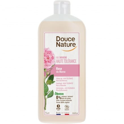 Gel Douche Haute Tolérance Rose du Maroc