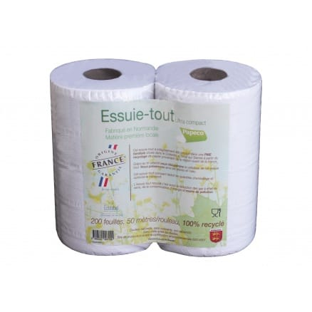 Essuie-Tout Ultra Compact