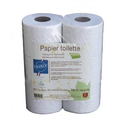 Papier Toilette x6 100% recyclé