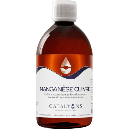 Manganèse Cuivre