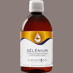 Sélénium ionisé