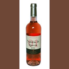 Tradition de Vigneron AOP Bordeaux Rosé