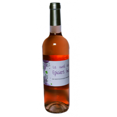 La Cuvée des Epiciers Bio Vin Rosé Espagnol
