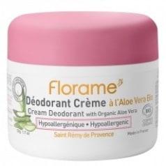 Déodorant Crème à l'Aloe Vera Bio