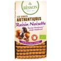 Sablés Authentiques Raisins Noisettes