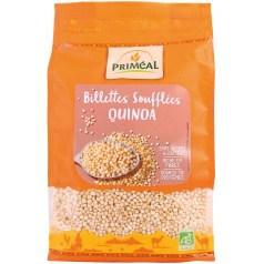 Quinoa Soufflé
