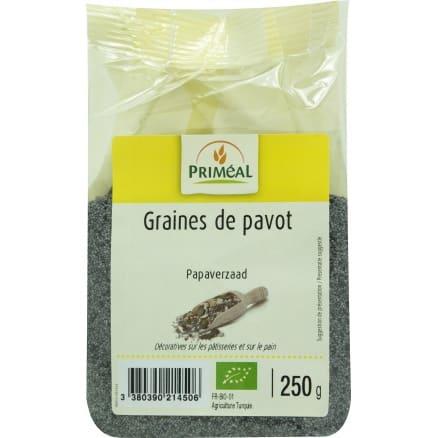 Graines de Pavot
