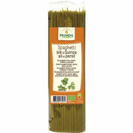 Spaghetti Blé & Quinoa Ail & Persil