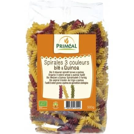 Spirales 3 Couleurs Blé & Quinoa