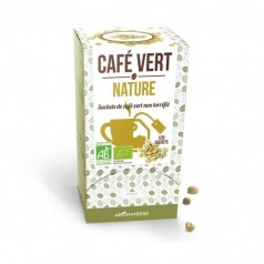 Café Vert Nature Non Torréfié