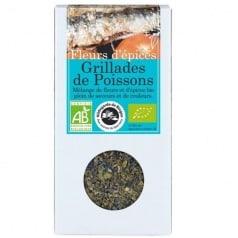 Fleurs d'Épices Grillades de Poissons