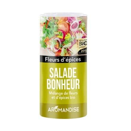 Fleurs d'Épices Salade Bonheur