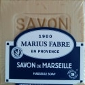 Savon de Marseille Blanc 400G Sans Huile de Palme