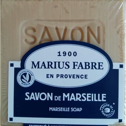 Savon de Marseille Blanc pour le Linge 600g
