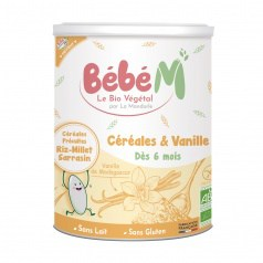 Céréales & Vanille