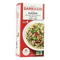 Kasha Graines de Sarrasin Torréfiées