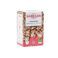 Crackers Sarrasin & Petit Épeautre