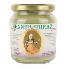 Coloration 100% Végétale Prune Henne de Shiraz