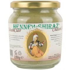Henne de Shiraz - Châtain Clair