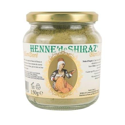 Henne de Shiraz - Blond Doré