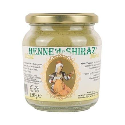 Henne de Shiraz - Blond