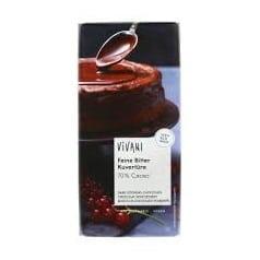Chocolat Noir Dessert 70% Cacao