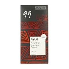 Chocolat Noir 99% Cacao