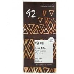 Chocolat Noir 92% Cacao