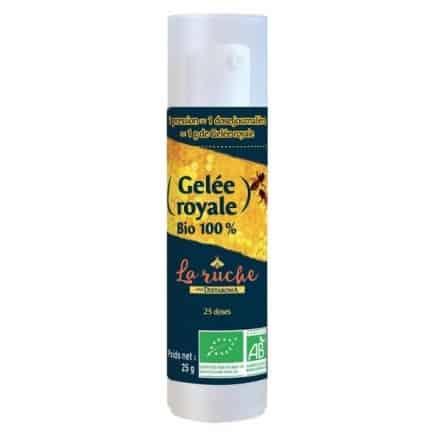 Gelée Royale Bio 100%