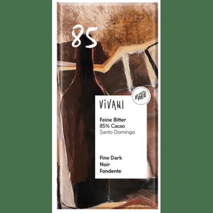 Chocolat Noir 85% Cacao