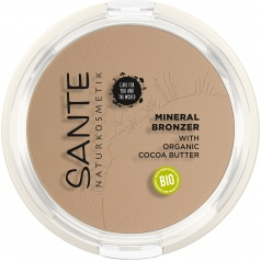 2 en 1 Contouring & Poudre Bronzante 01 Light Medium