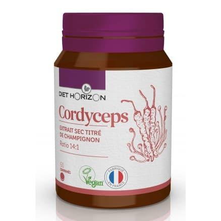 Cordyceps 60 Comprimés