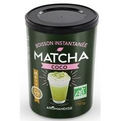 Boisson Instantanée Matcha Coco