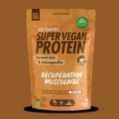 Super Vegan Protein Caramel Salé & Ashwagandha
