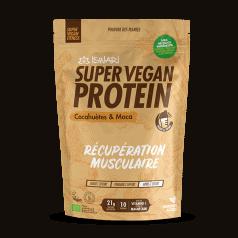 Super Vegan Protein Cacahuètes & Maca
