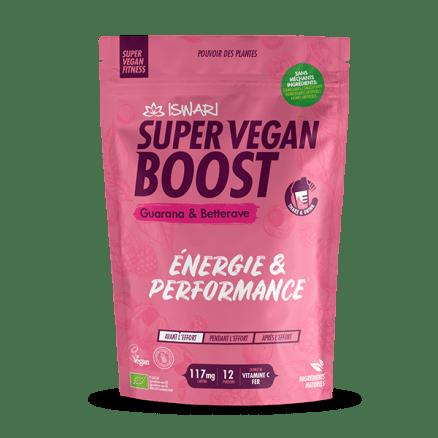 Super Vegan Boost Guarana & Betterave