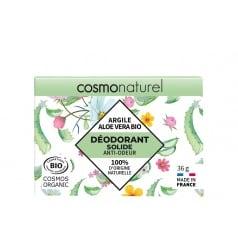 Déodorant Solide Anti-Odeur - Argile et Aloe Vera Bio