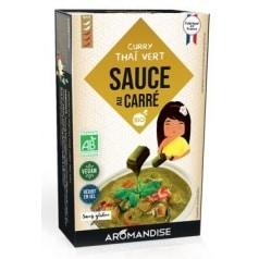 Sauce au Carré Curry Thaï Vert