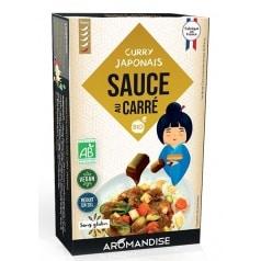 Sauce au Carré Curry Japonais